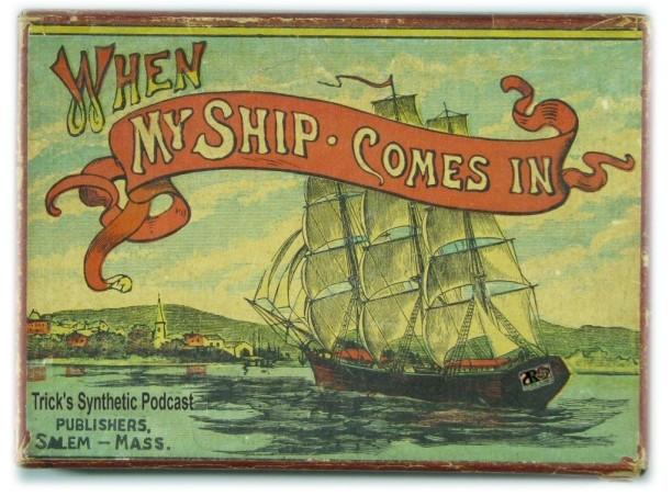 Ships In